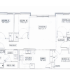 2D Floor Plan image 1 for the Madison 3rd Floor Floor Plan of Property Madison Court