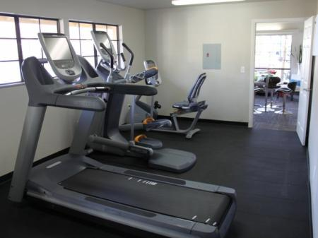 State-of-the-Art Fitness Center | Apartments Davis | The Edge