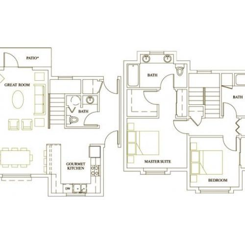 Floor Plan 7 | Deveraux Glen