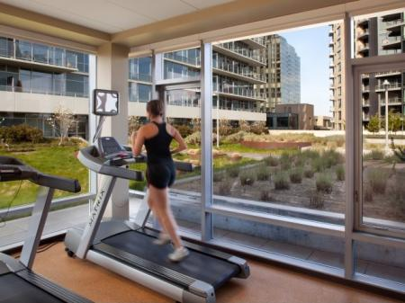 State-of-the-Art Fitness Center | Apartments In Portland | Riva on the Park