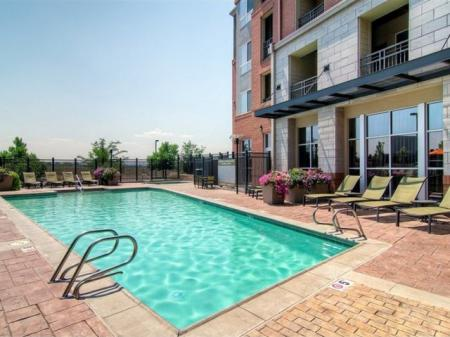 Sparkling Pool | Apartments In Denver | Cielo