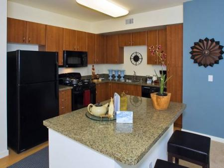 Modern Kitchen | Dublin CA Apartments For Rent | Eclipse at Dublin Station