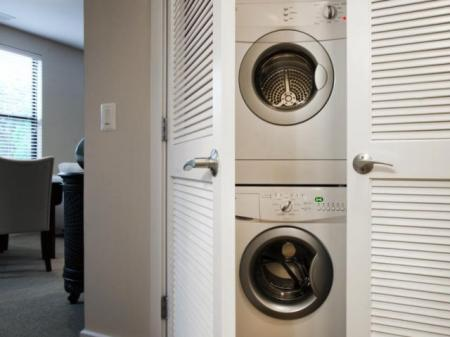 In-home Laundry| Alexandria VA Luxury Apartments | Del Ray Central