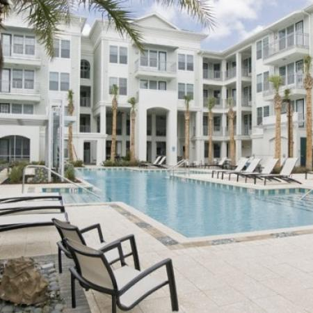 Indoor Pool | Apartments Orlando FL | Aqua at Millenia
