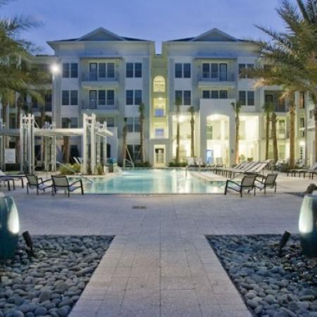 Resort Style Pool | Orlando Apartments | Aqua at Millenia