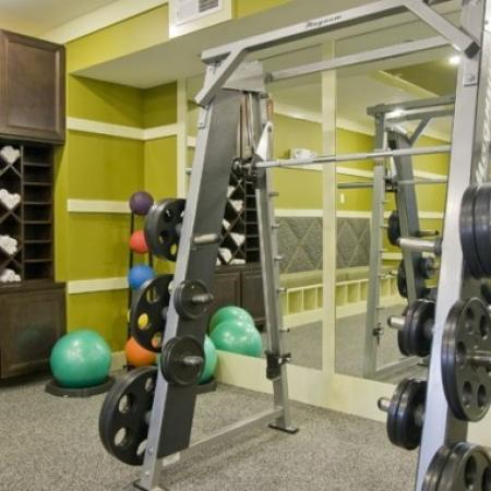 Resident Fitness Center | Apartments For Rent Orlando FL | Aqua at Millenia