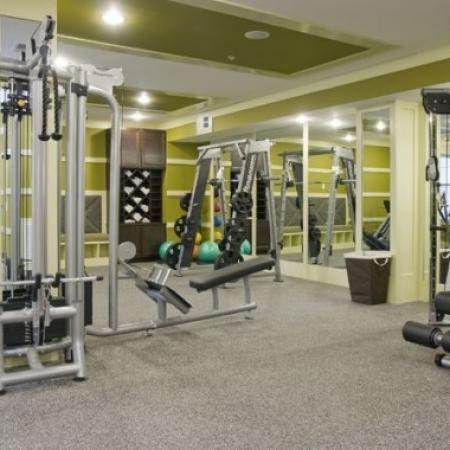 Cutting Edge Fitness Center | Apartments Orlando FL | Aqua at Millenia