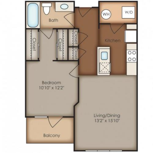 Floor Plan 24 | Del Ray Central