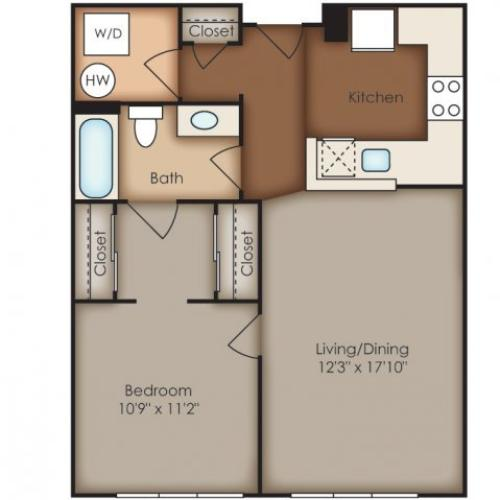 Floor Plan 26 | Del Ray Central