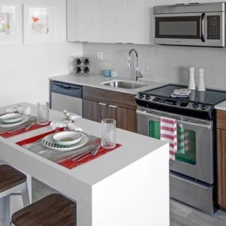 State-of-the-Art Kitchen | Apartments For Rent In Portland Oregon Pet Friendly | The Addy