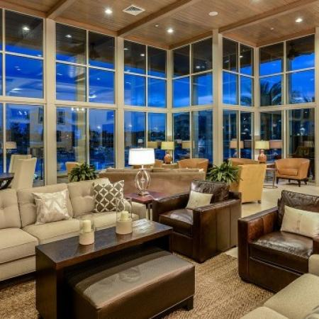 Spacious Resident Club House | Apartments In Orlando | Sanctuary at Eagle Creek
