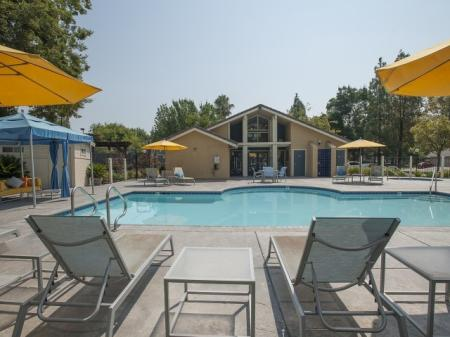 Resort Style Pool | Apartments In Davis CA | The Edge 2