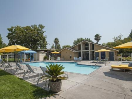 Indoor Pool | Apartments For Rent Davis CA | The Edge 2