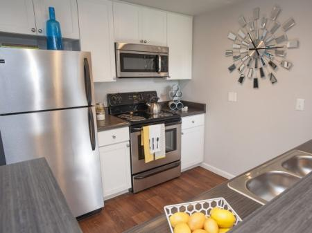 State-of-the-Art Kitchen | Apartment In Davis | The Edge