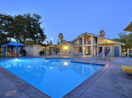 Indoor Pool | Apartments For Rent Davis CA | The Edge