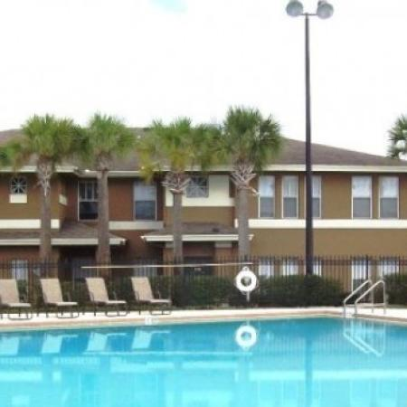 Resort Style Pool | Orlando Apartments | Parks @ Hunter's Creek
