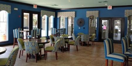 Spacious Resident Club House   Apartments For Rent Orlando FL   Parks @ Hunter's Creek