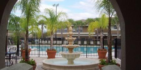 Sparkling Pool   Apartments In Orlando   Parks @ Hunter's Creek