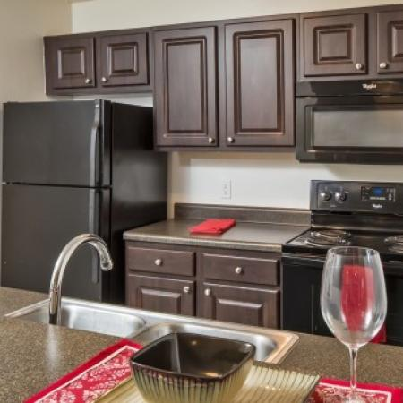 State-of-the-Art Kitchen | Orlando Apartments For Rent | Parks @ Hunter's Creek