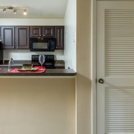Modern Kitchen | Apartments In Orlando Florida | Parks @ Hunter's Creek