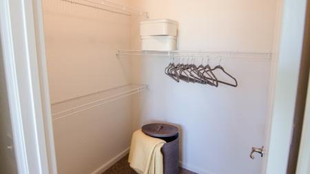 The Vineyards at Hammock Ridge | Spacious Closets