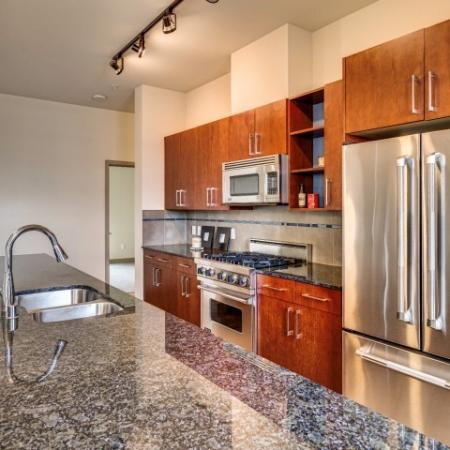 State-of-the-Art Kitchen | Apartment In Seattle | Equinox 2