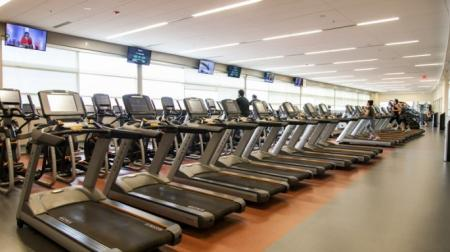 Fitness Center at University Commons 2