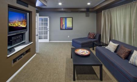 Elegant Living Room | Apartments In Hillsboro Oregon | Jackson School Village