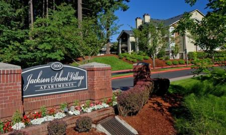 Apartments In Hillsboro | Jackson School Village