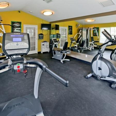 State-of-the-Art Fitness Center | Apartments For Rent In Vancouver WA | Eight Towncenter