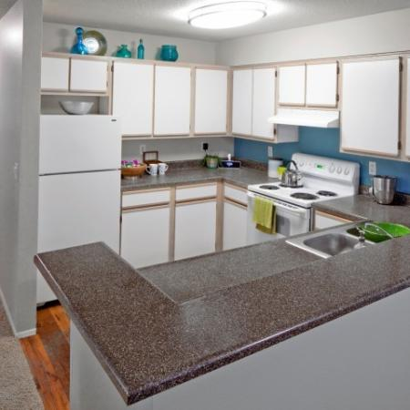 State-of-the-Art Kitchen | Vancouver WA Apartments For Rent | Eight Towncenter