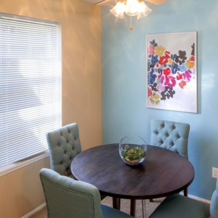 Spacious Dining Room | For Rent Vancouver WA | Village at Cascade Park