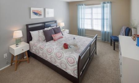 Spacious Bedroom | Apartment For Rent Vancouver WA | Village at Cascade Park