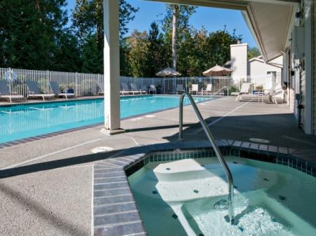 Indoor Pool | Apartments For Rent In Renton WA | Springbrook Apartments