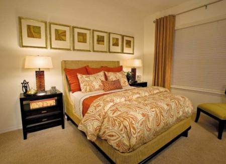 Elegant Bedroom | Apartments In Orlando Florida | Urbana