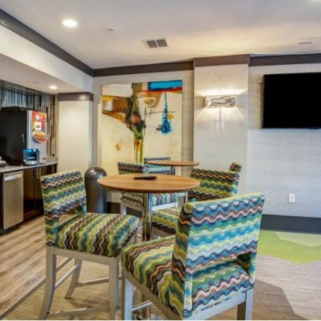 Resident Coffee Bar | Apartments In Raleigh NC | NorthCity 6