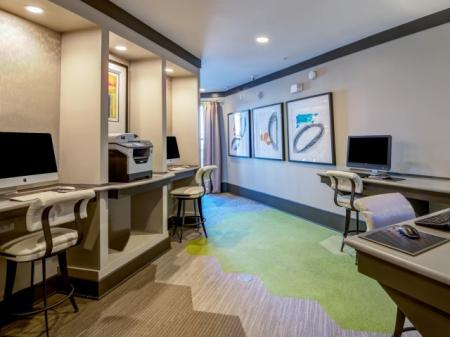 Spacious Resident Club House | Apartments In Raleigh | NorthCity 6
