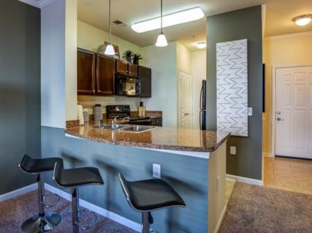 State-of-the-Art Kitchen | Raleigh NC Rentals | NorthCity 6