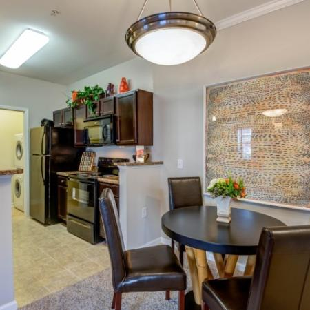 Spacious Dining Room | Apartments In Raleigh | NorthCity 6