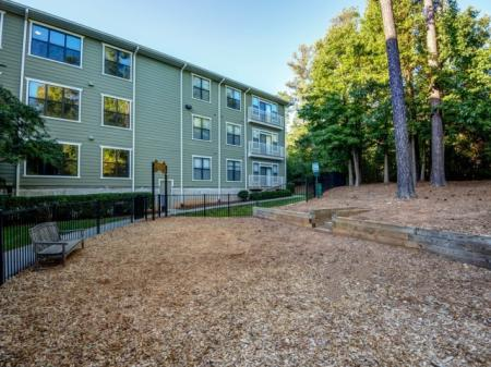 Community Bark Park | Apartments In Raleigh | NorthCity 6