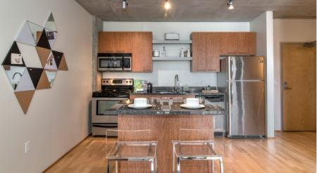 State-of-the-Art Kitchen | Apartments For Rent Portland OR | ASA FlatsLofts