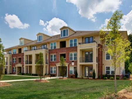 One Bedroom Apartment Charlotte NC | Alexander Village