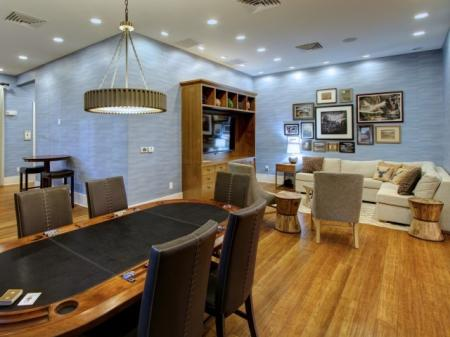 Resident Game Room | Luxury Apartments In Charlotte NC | Alexander Village