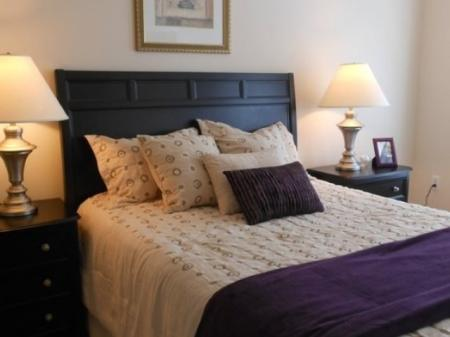 Spacious Bedroom | Apartment In Charlotte NC | Alexander Village