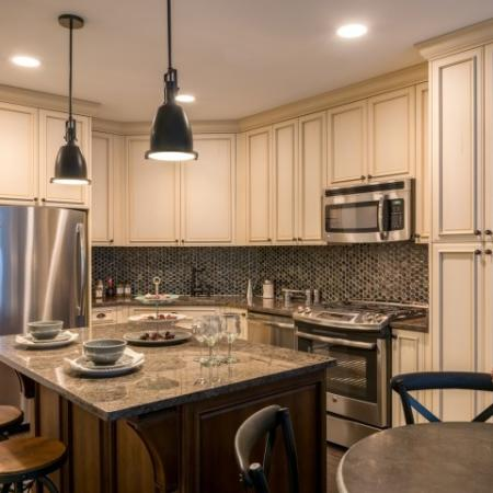 Spacious Kitchen | Apartments For Rent In North Bethesda MD | Pallas at PikeRose