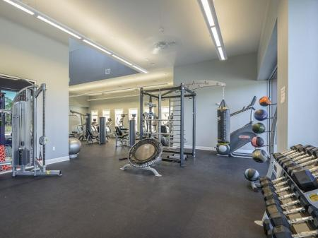 State-of-the-Art Fitness Center | Apartments In Winter Garden FL |