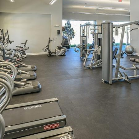 Cutting Edge Fitness Center | Apartments For Rent In Winter Garden FL |