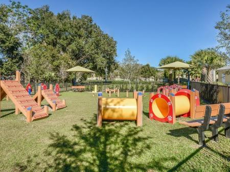 Resident Children's Playground | Apartments In Orlando |