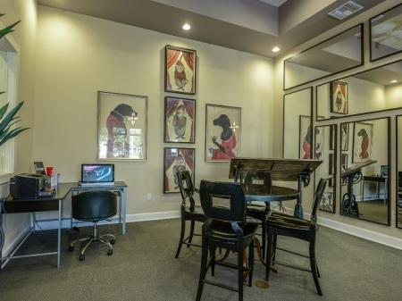 Resident Business Center | Apartments In Winter Garden FL |