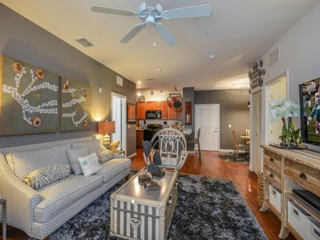 Spacious Living Room | Apartments In Windermere |